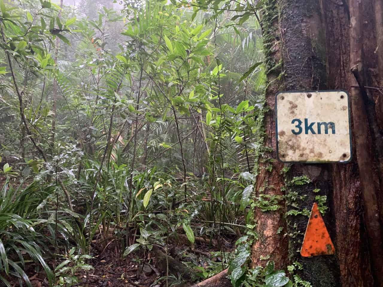 3KM Mt Sorrow