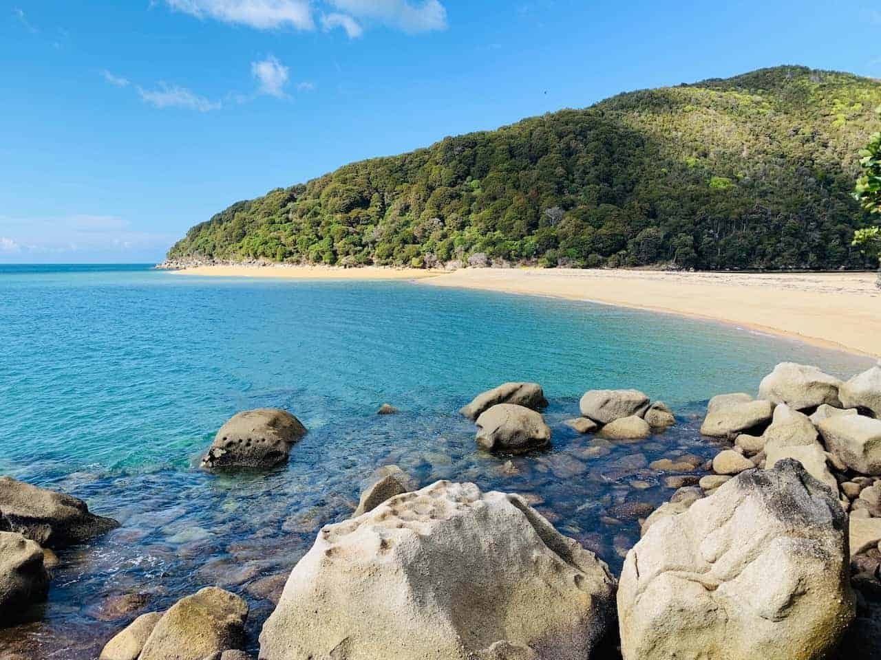 Abel Tasman Sandfly Bay