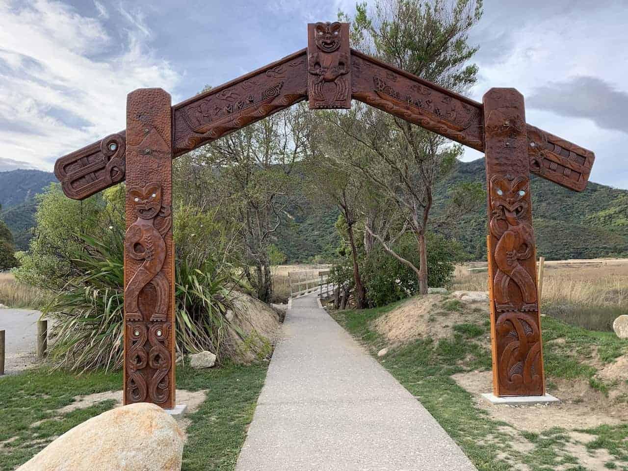 Abel Tasman Starting Point