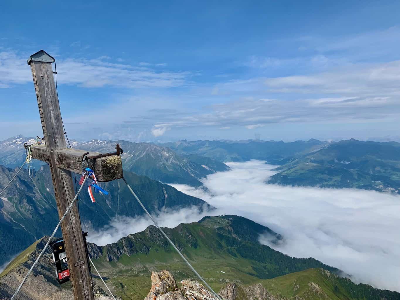 Ahornspitze Hike