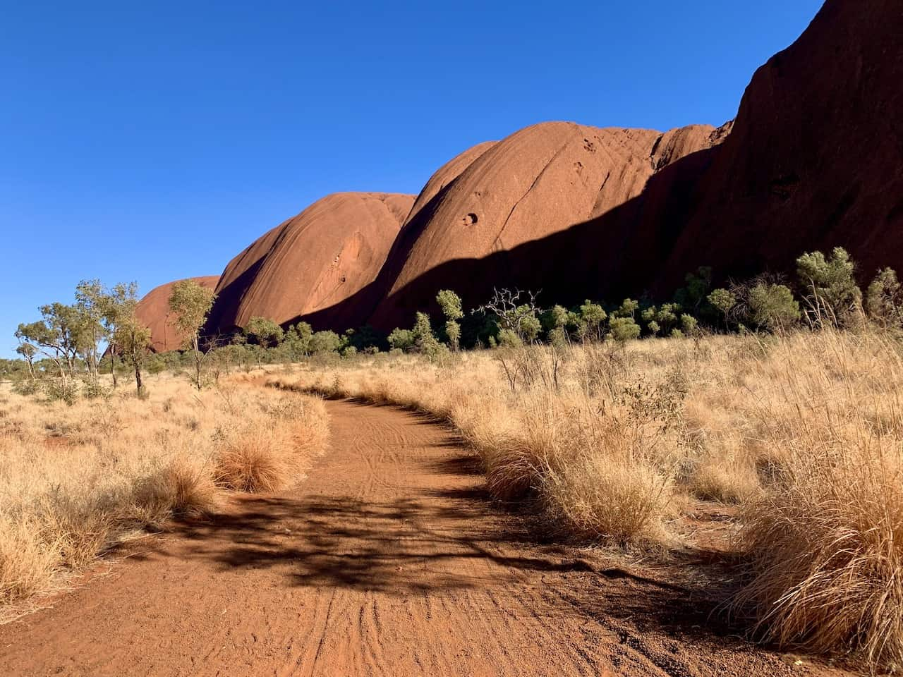 Ayers Rock Base Walk