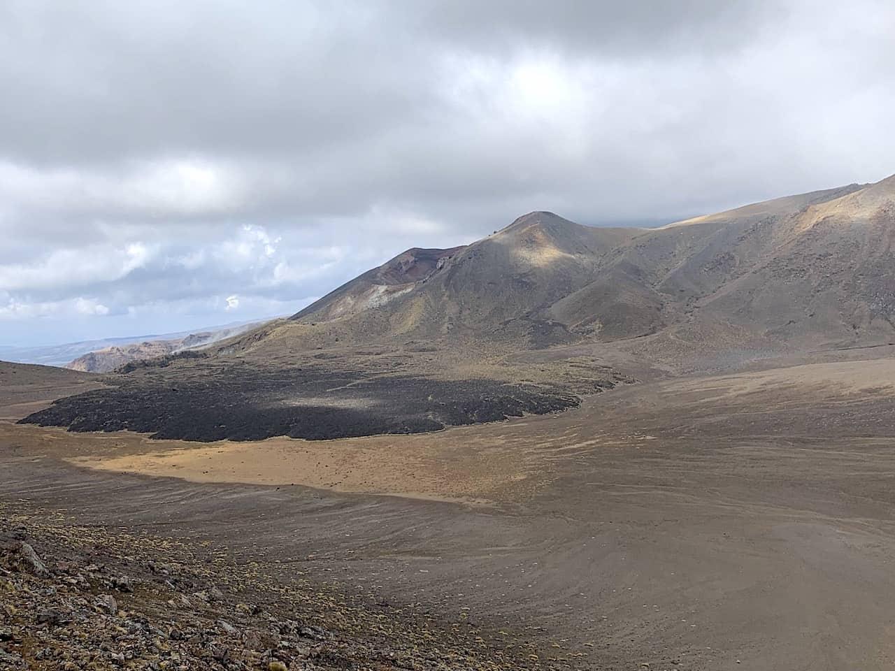 Black Sand Tongariro