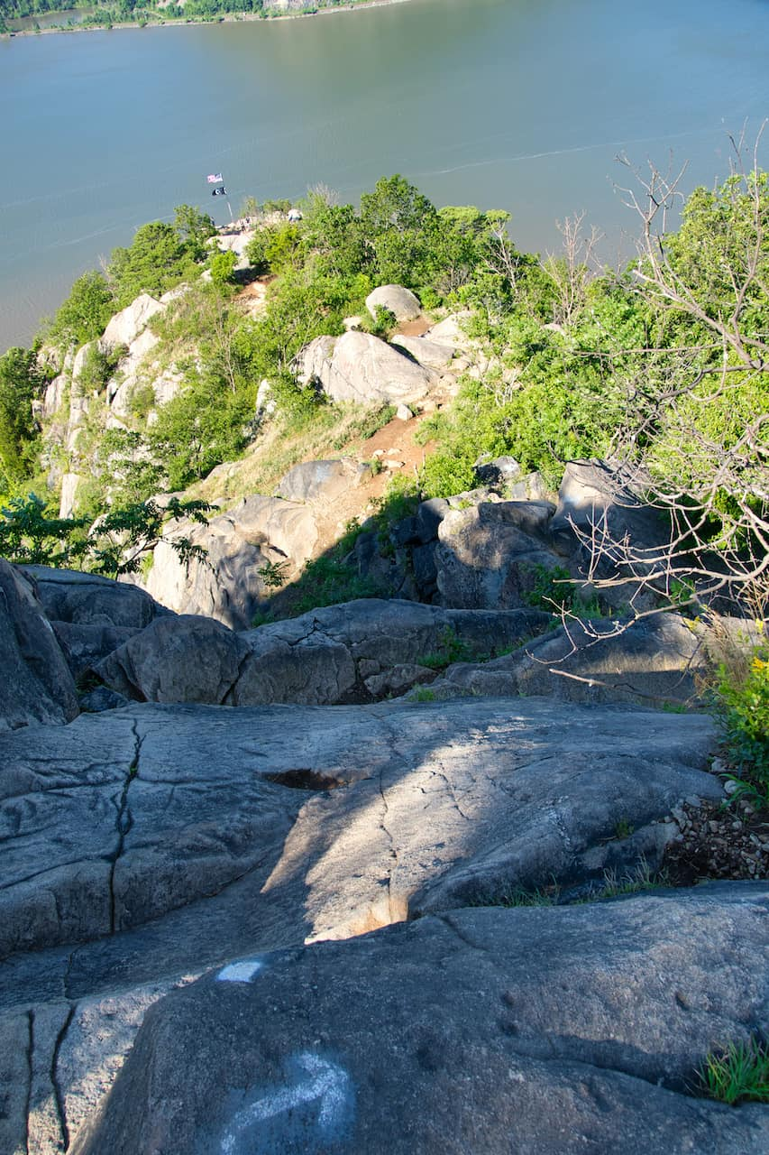 Breakneck Ridge Hiking Trail