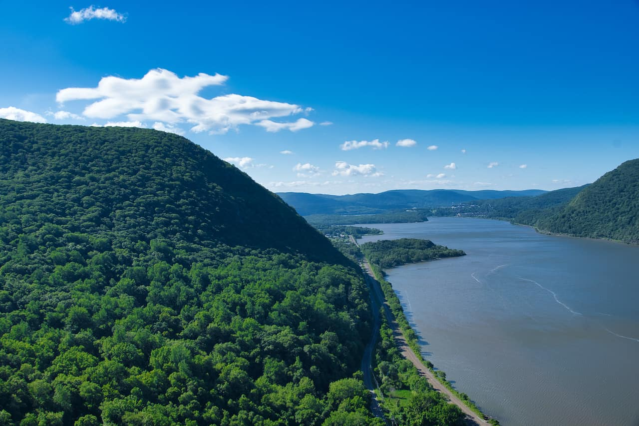 Breakneck Ridge Loop Viewpoint