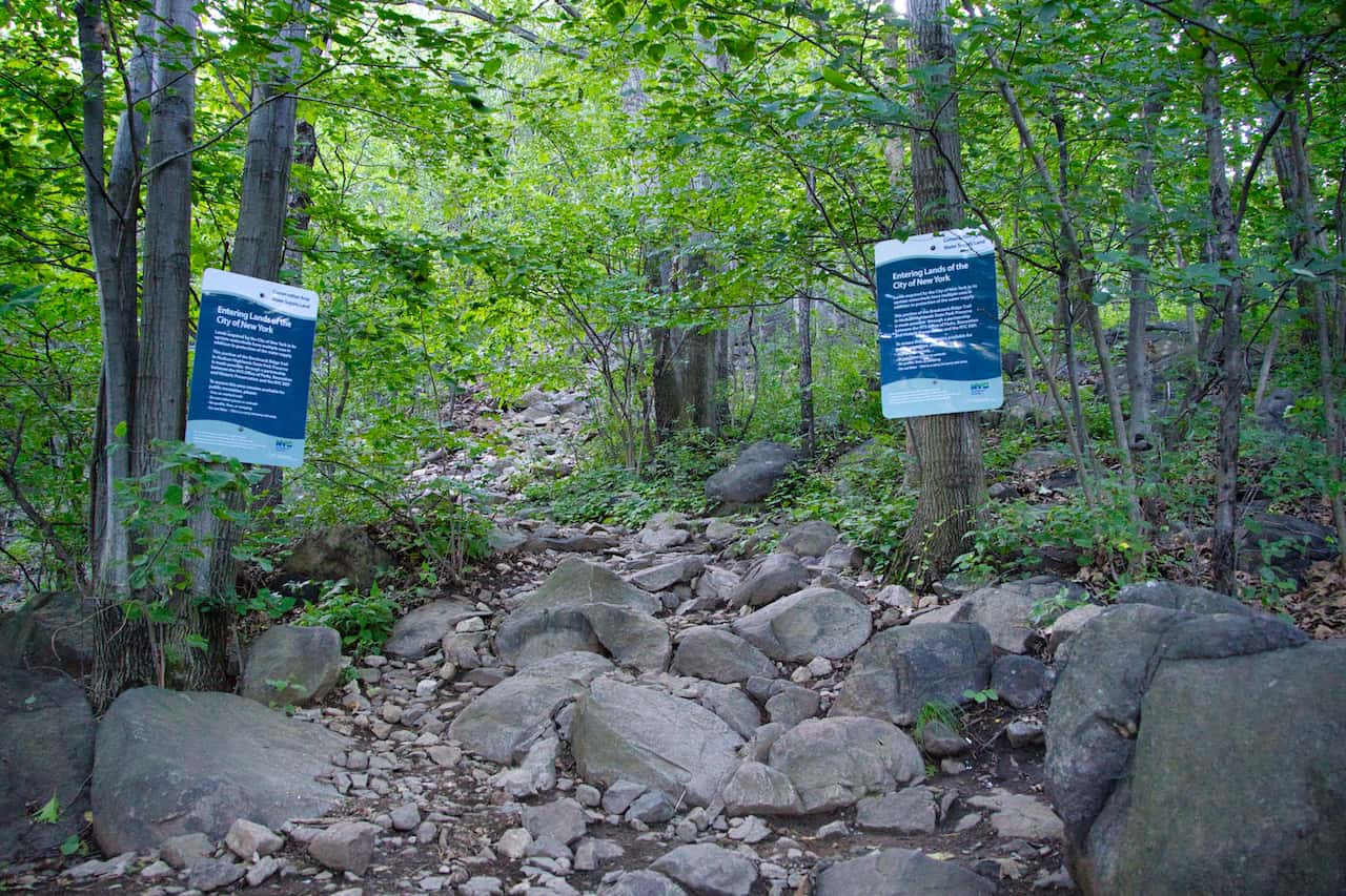 Breakneck Ridge Rocky