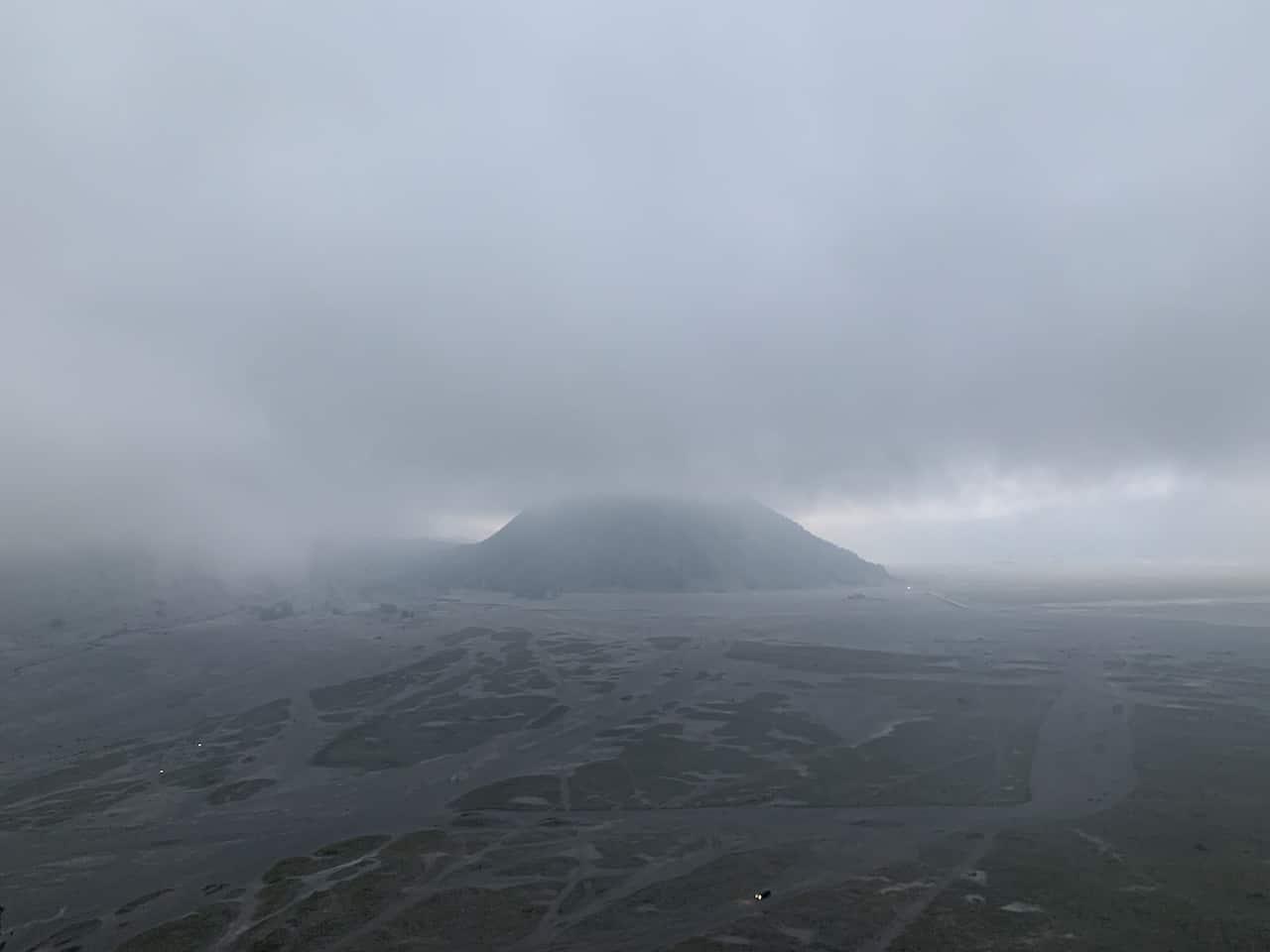 Bromo Tengger Semeru National Park Clouds