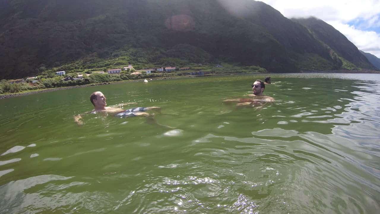 Caldeira do Santo Cristo Swim