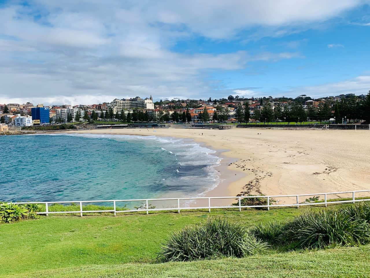 Coogee Beach View