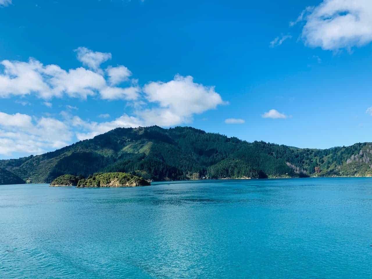 Cook Strait Views