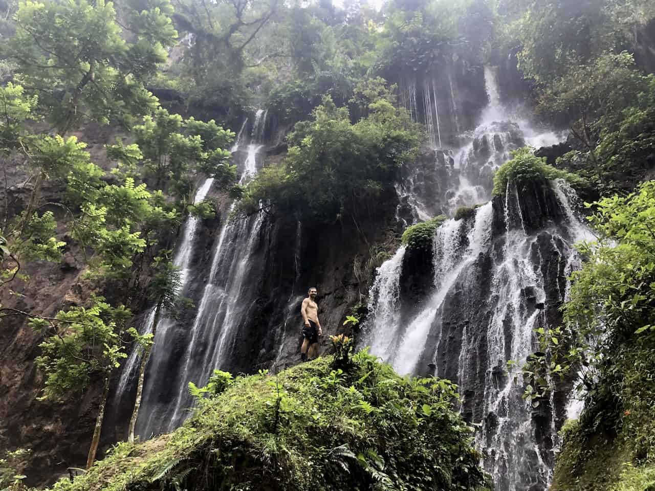 East Java Waterfall Trek