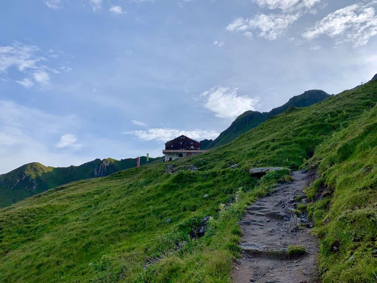 Edelhutte Mayrhofen