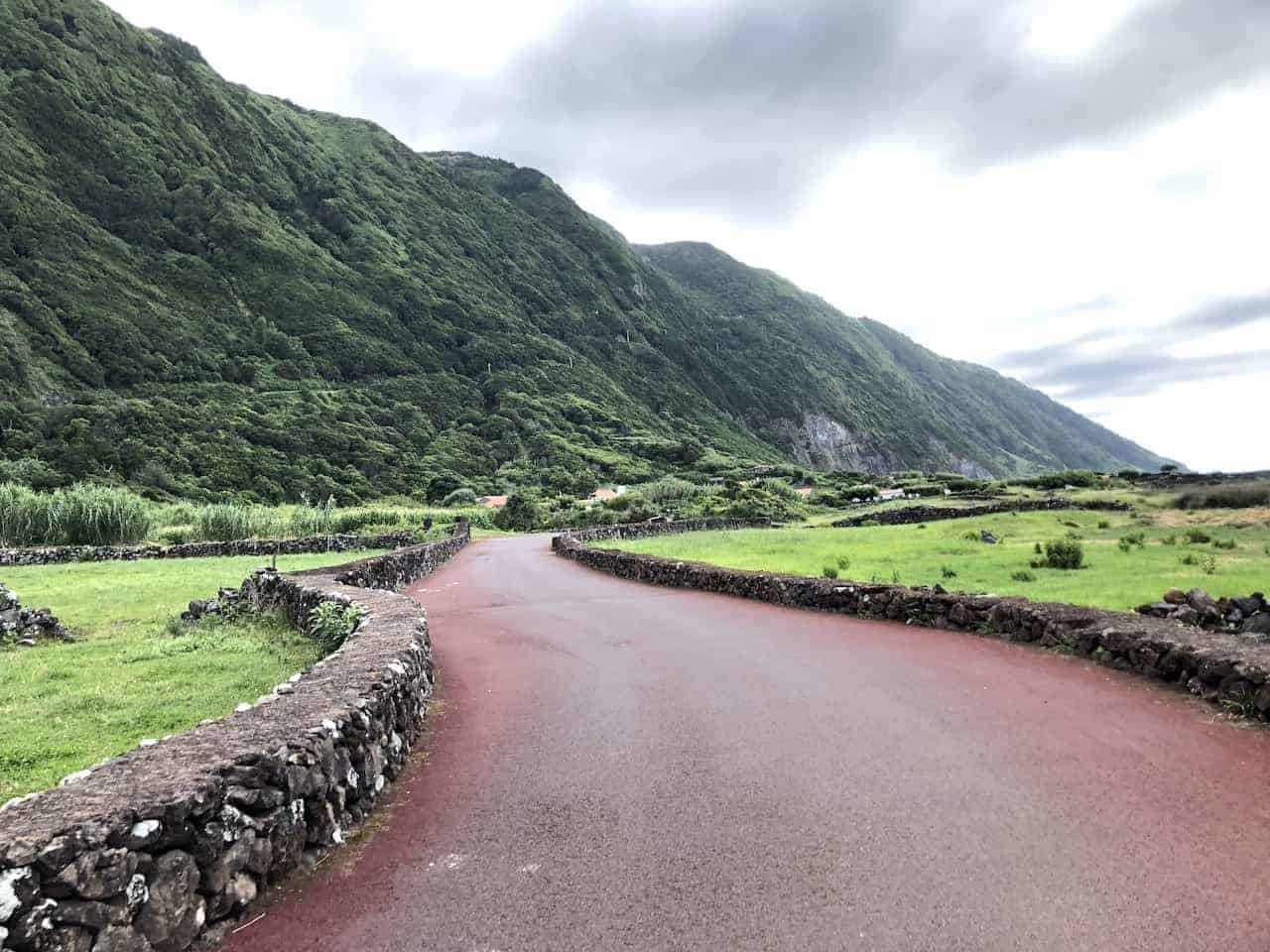 Fajã dos Cubres Azores