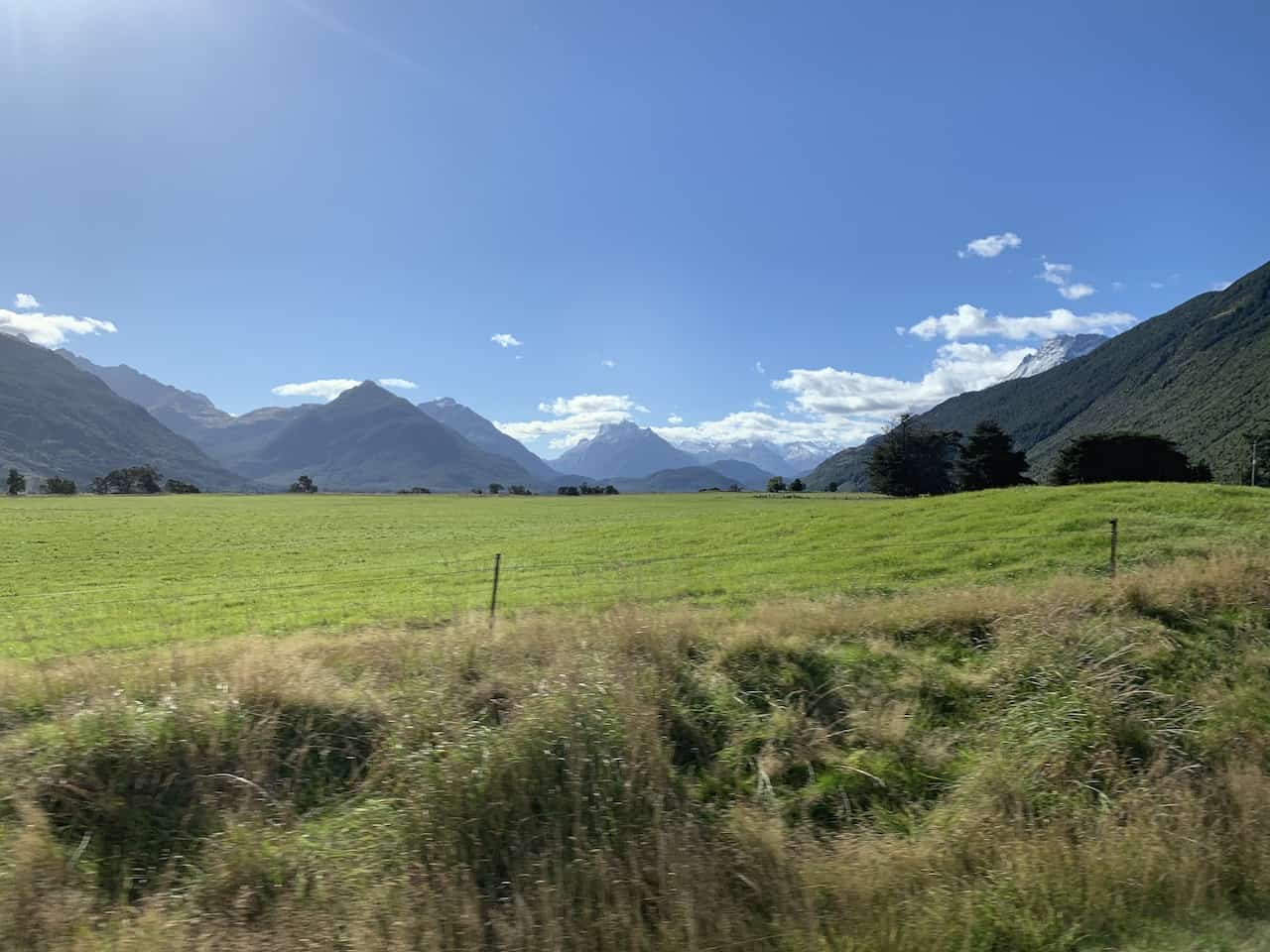 Glenorchy Driving