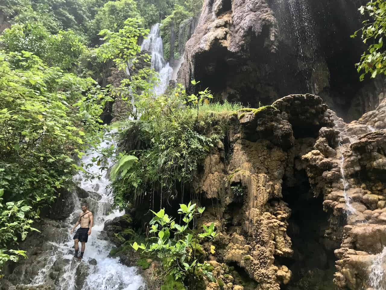 Goa Tetes Climb