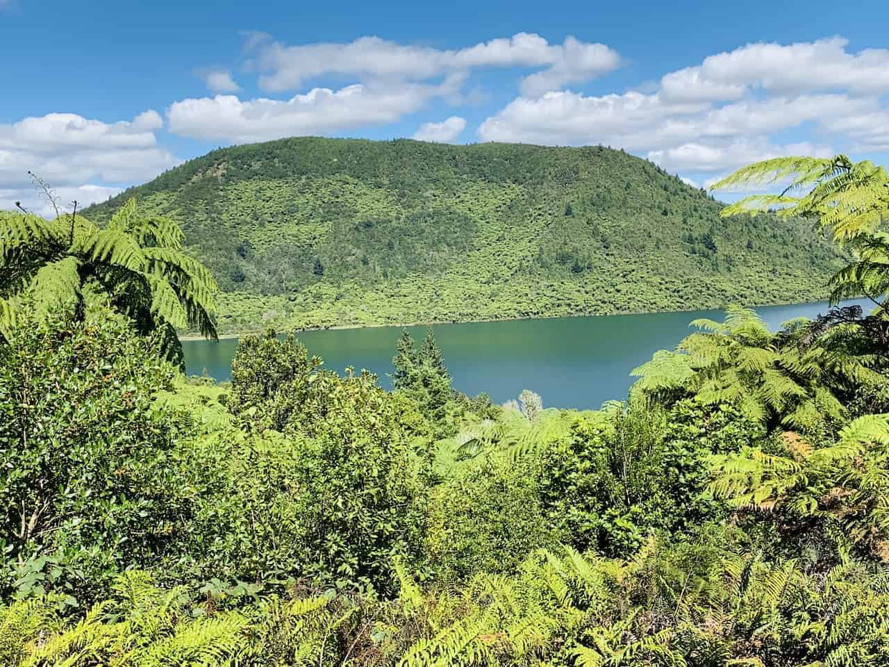 Green Lake Rotorua