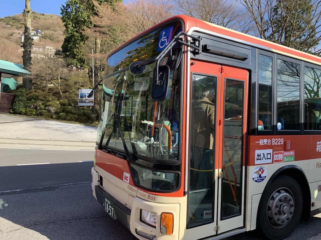 Hakone Bus