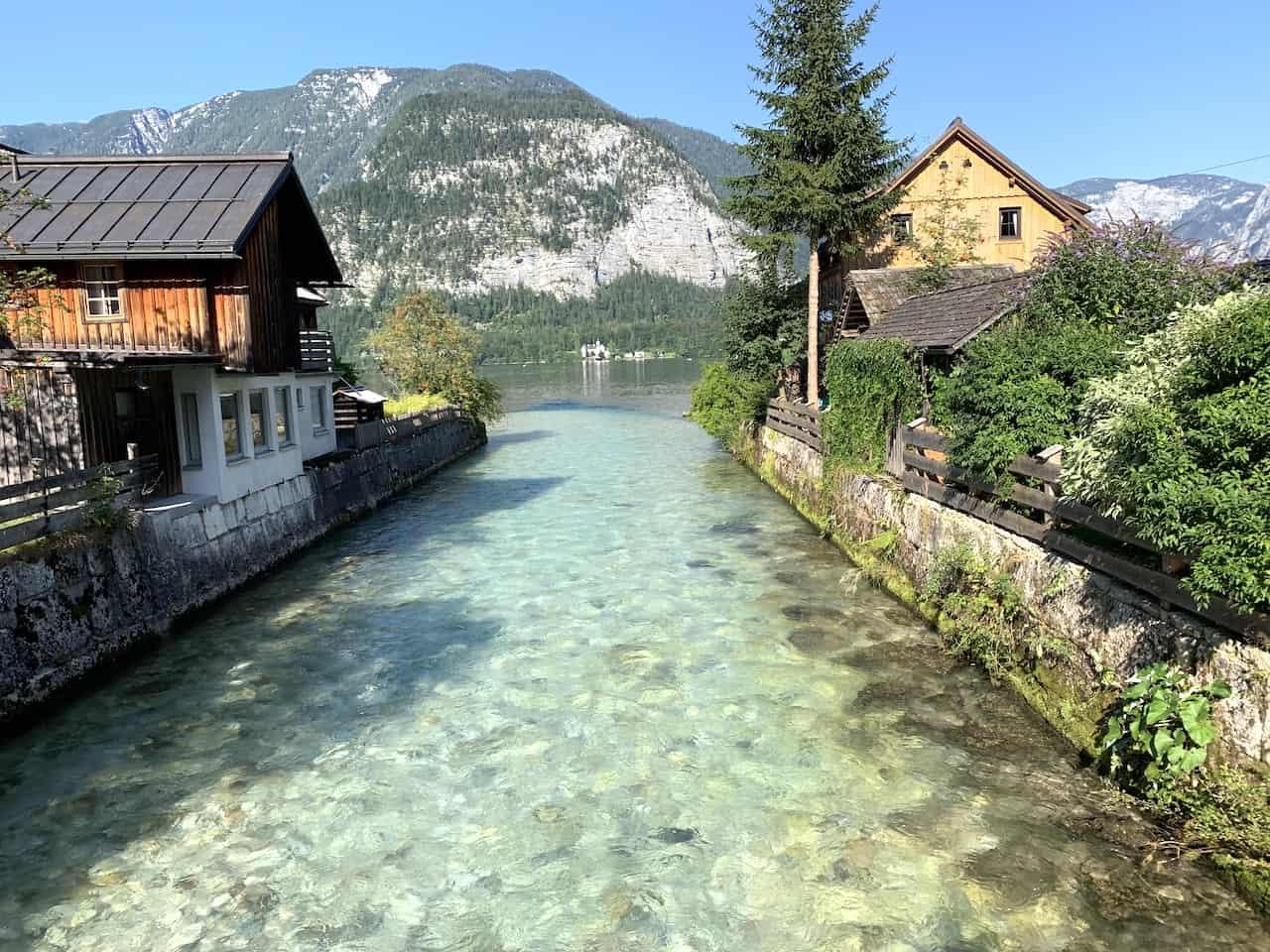 Hallstatt River