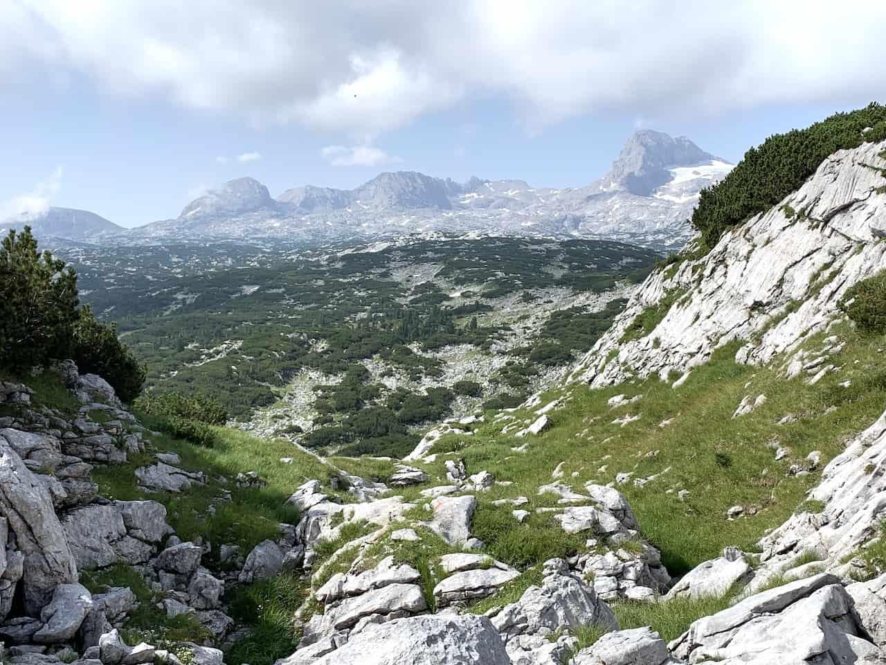 Heilbronner Hiking Trail Austria