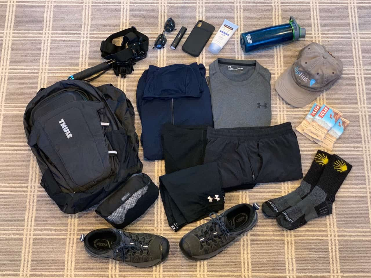 Hiking Packing List