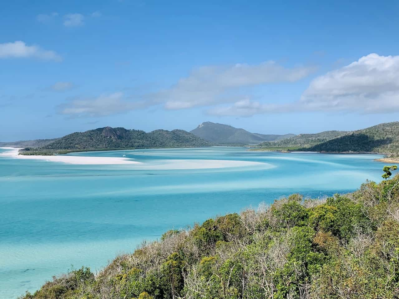 Hill Inlet Whitehaven Beach