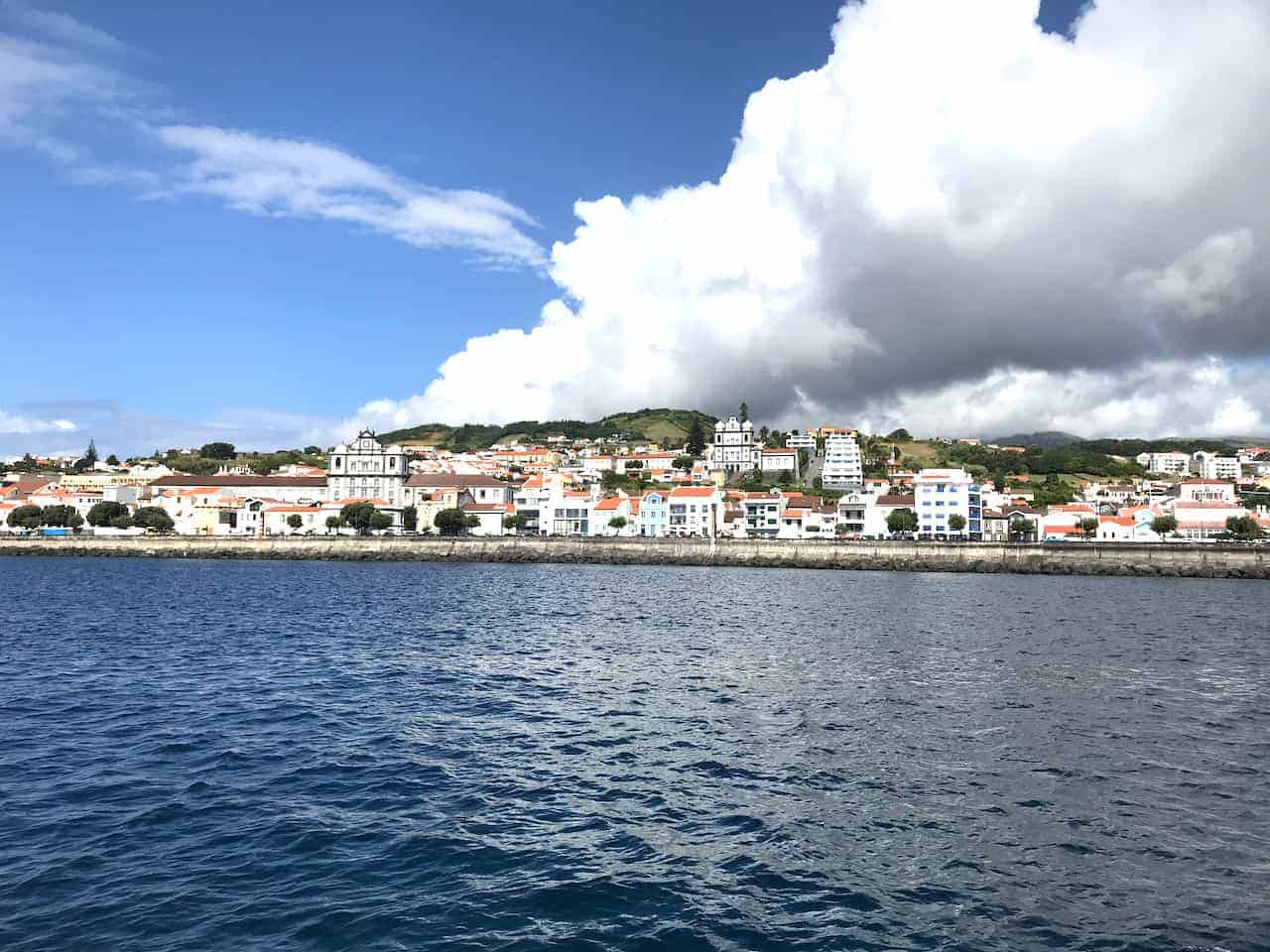 Horta Town