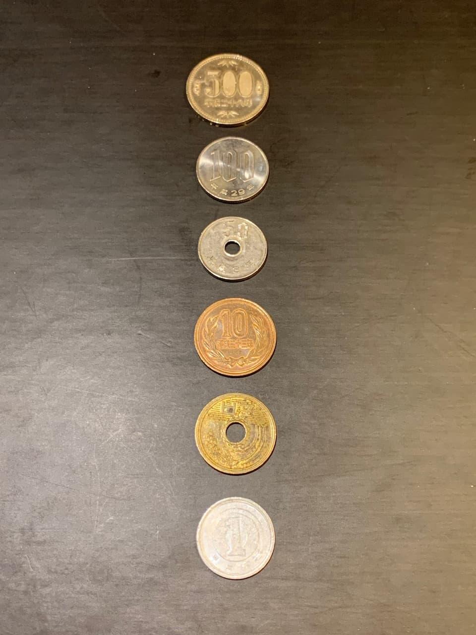 Japan Coins