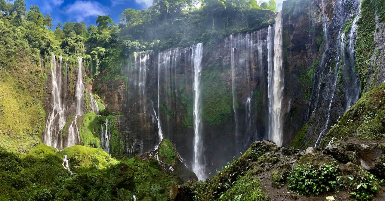 Java Waterfall