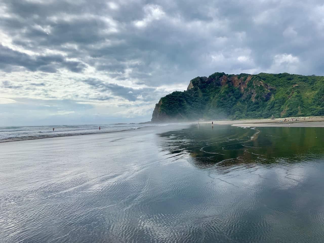 Karekare Black Sand Beach