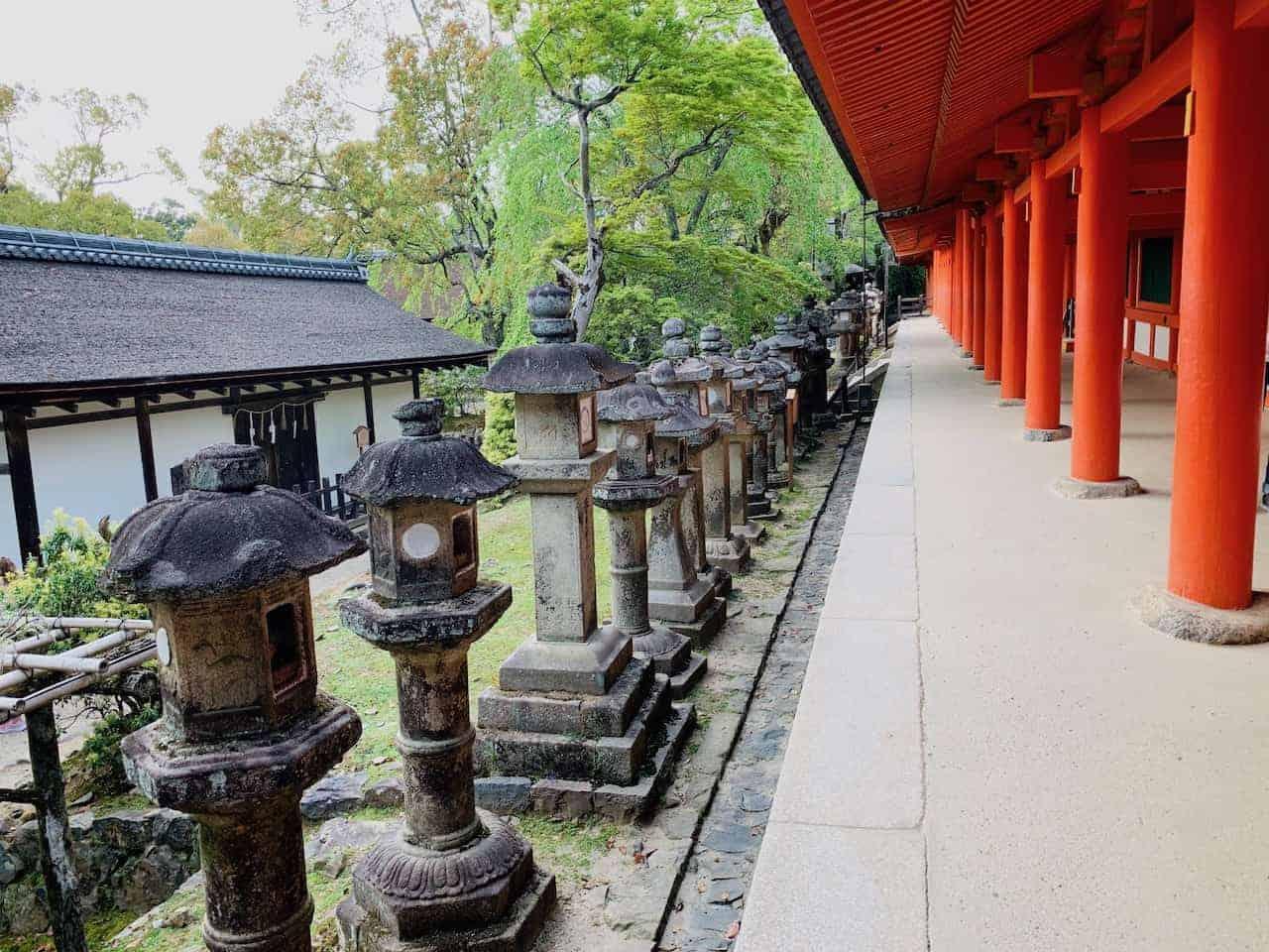Kasuga Taisha Temple Lanterns