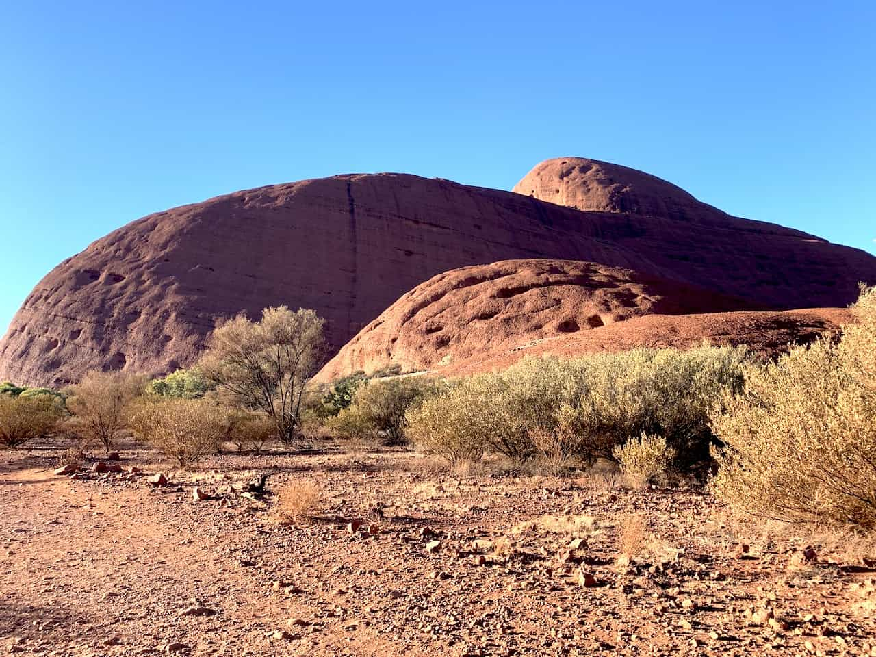 Kata Tjuta Walks