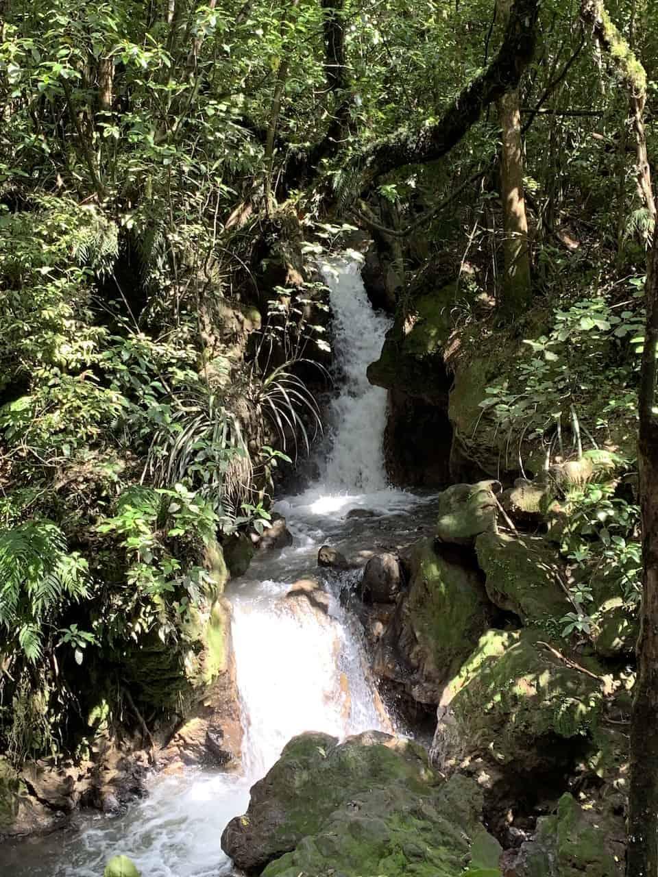 Ketetahi Waterfall