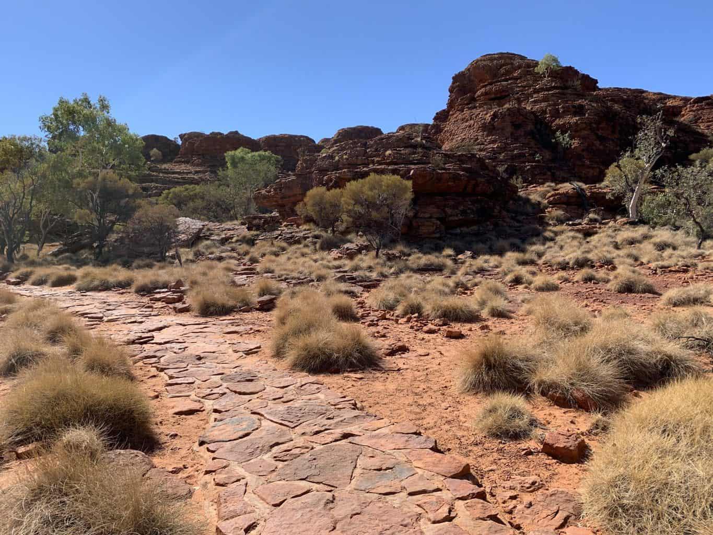 Kings Canyon Rim Path