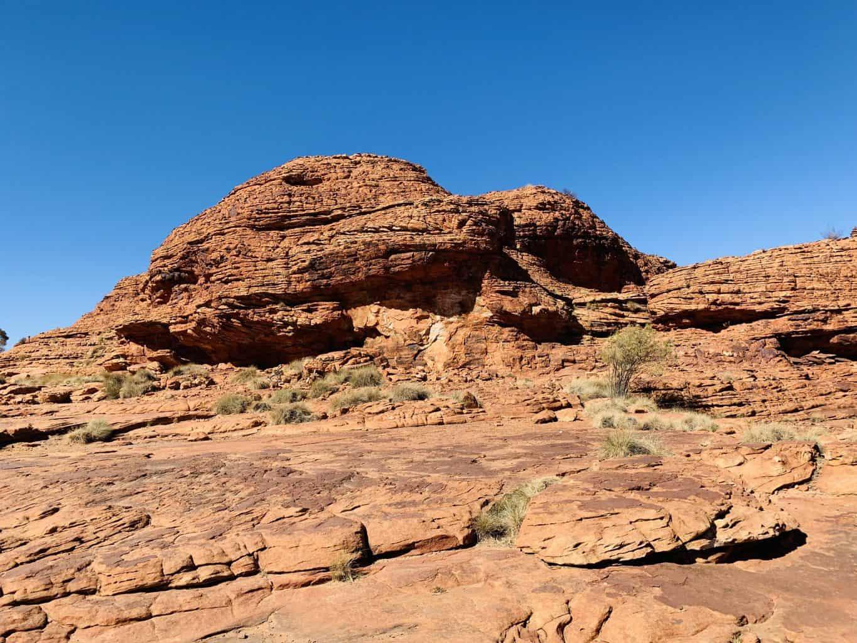 Kings Canyon Rim Walk Australia