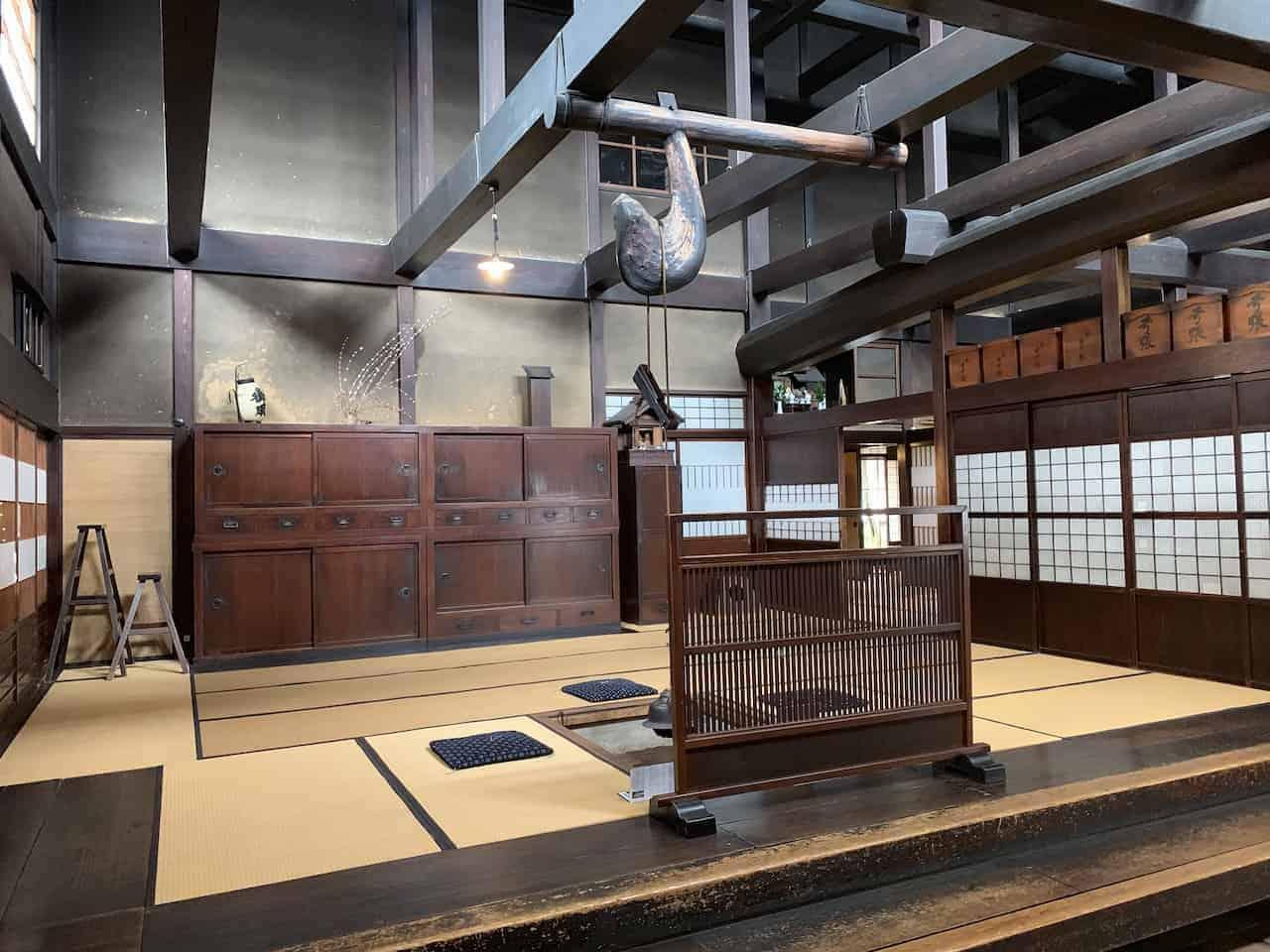 Kusakabe Heritage House Takayama
