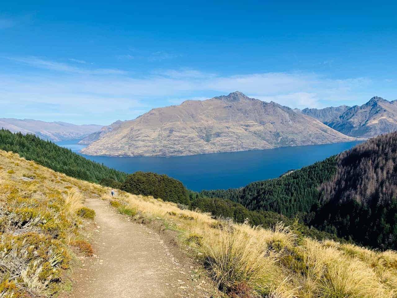 Lake Wakatipu Ben Lomond
