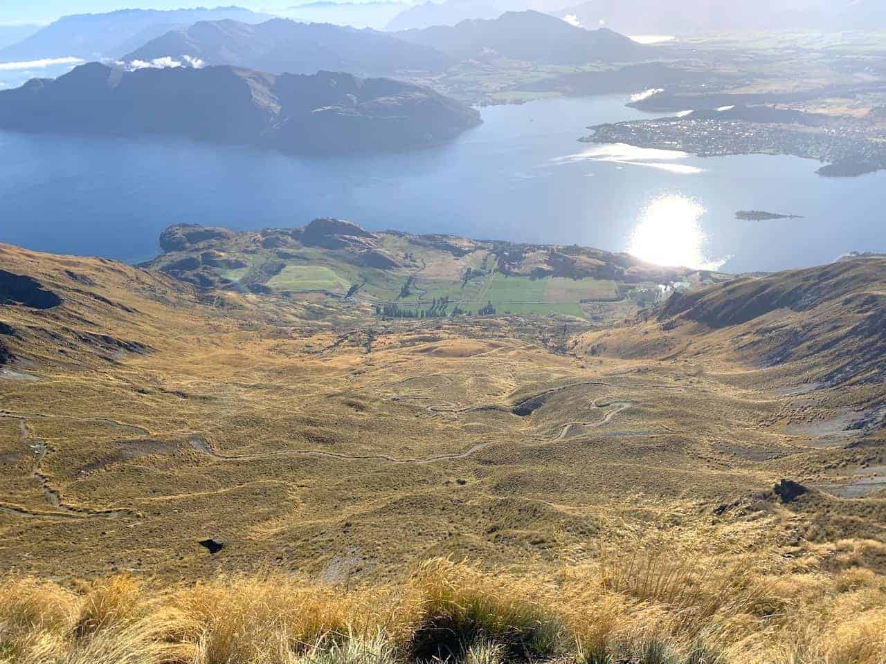Lake Wanaka Roys Peak
