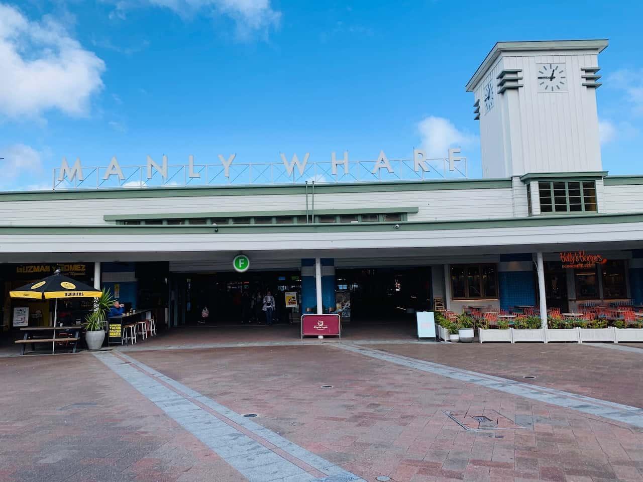 Manly Wharf Terminal