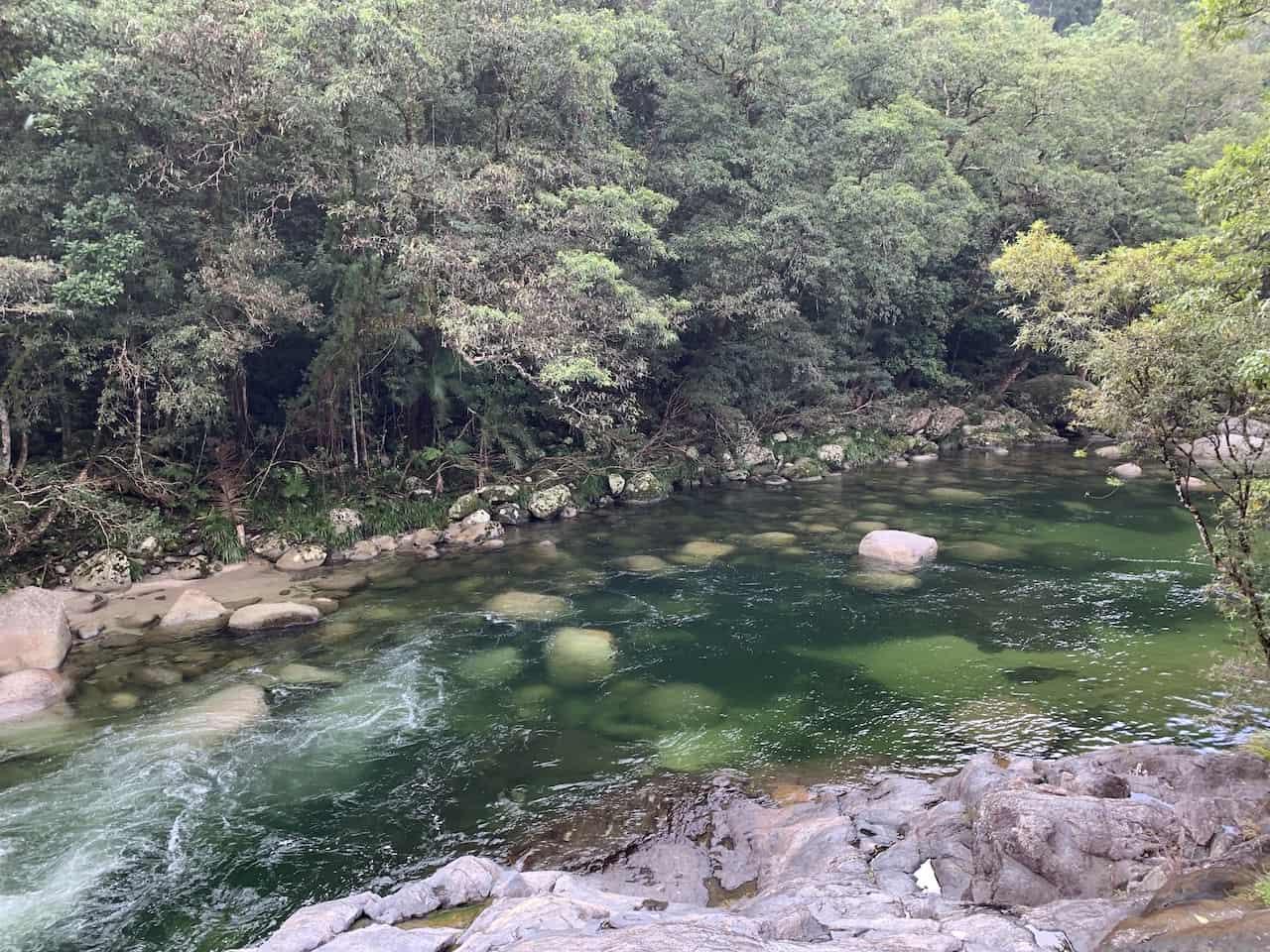 Mossman River Lookout