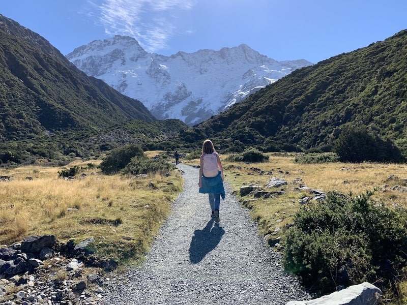 Mount Sefton Mount Cook