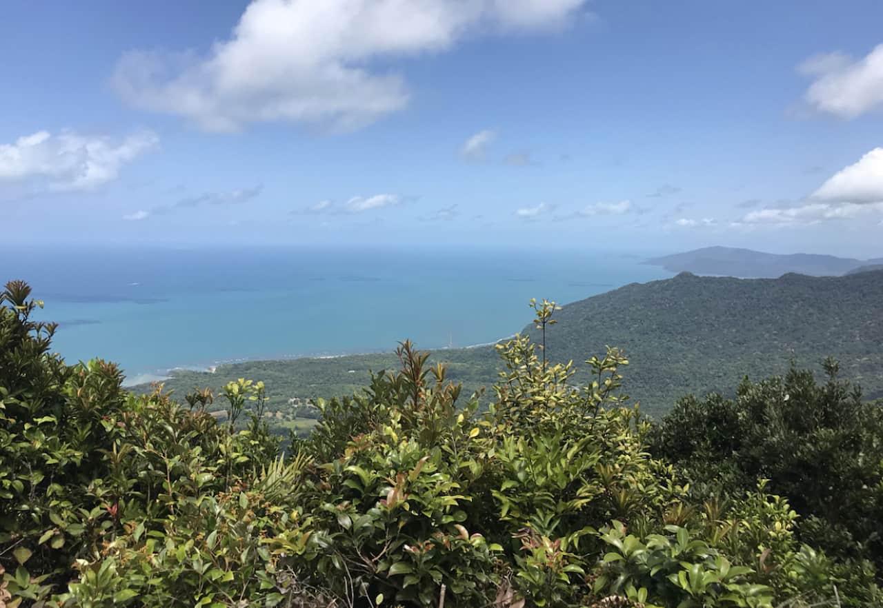Mount Sorrow Ridge View