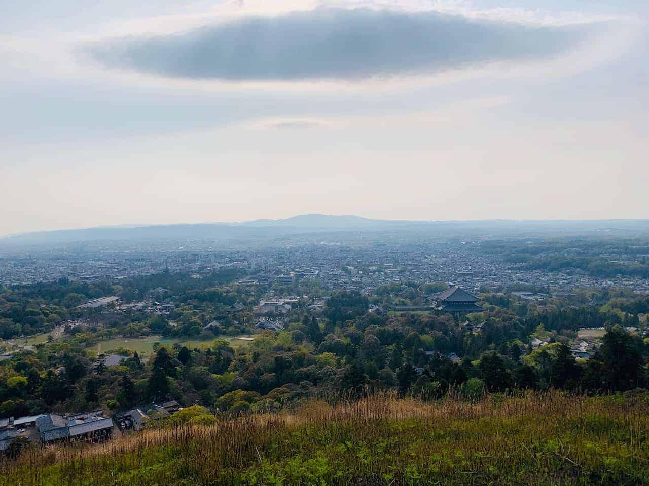 Mount Wakakusayama