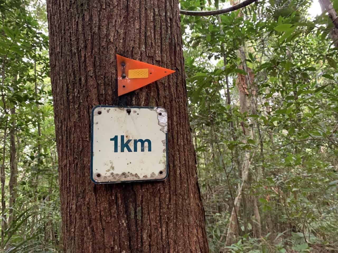 Mt Sorrow 1KM