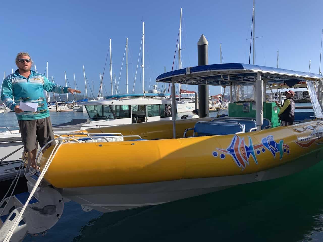 Ocean Rafting Boat