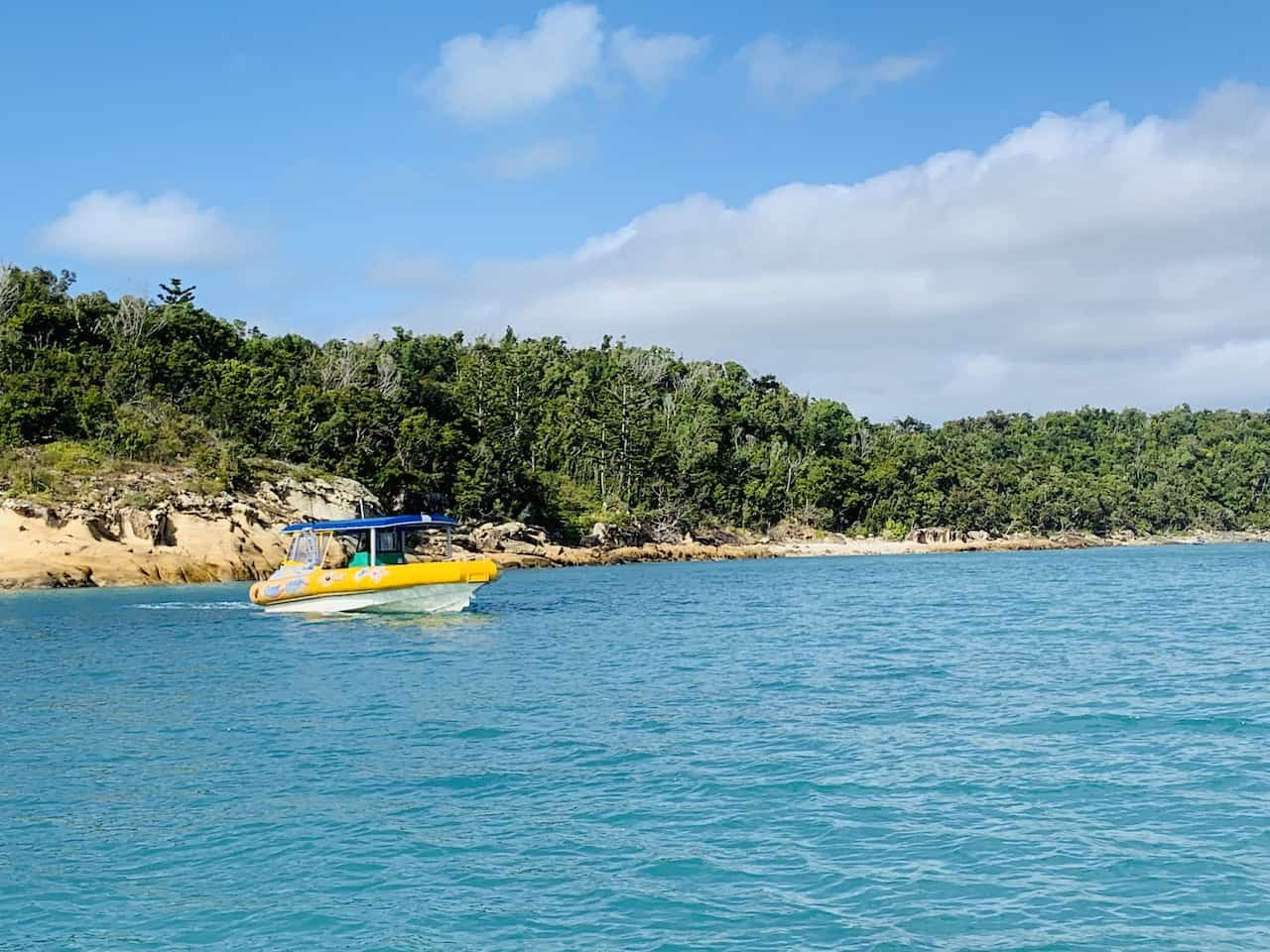 Ocean Rafting Whitsundays