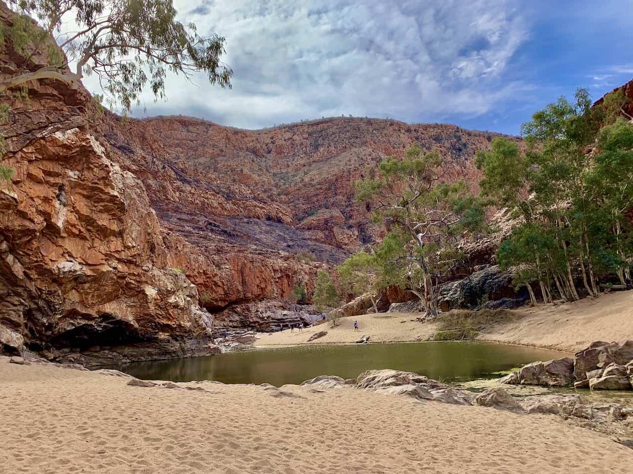 Ormiston Gorge Australia