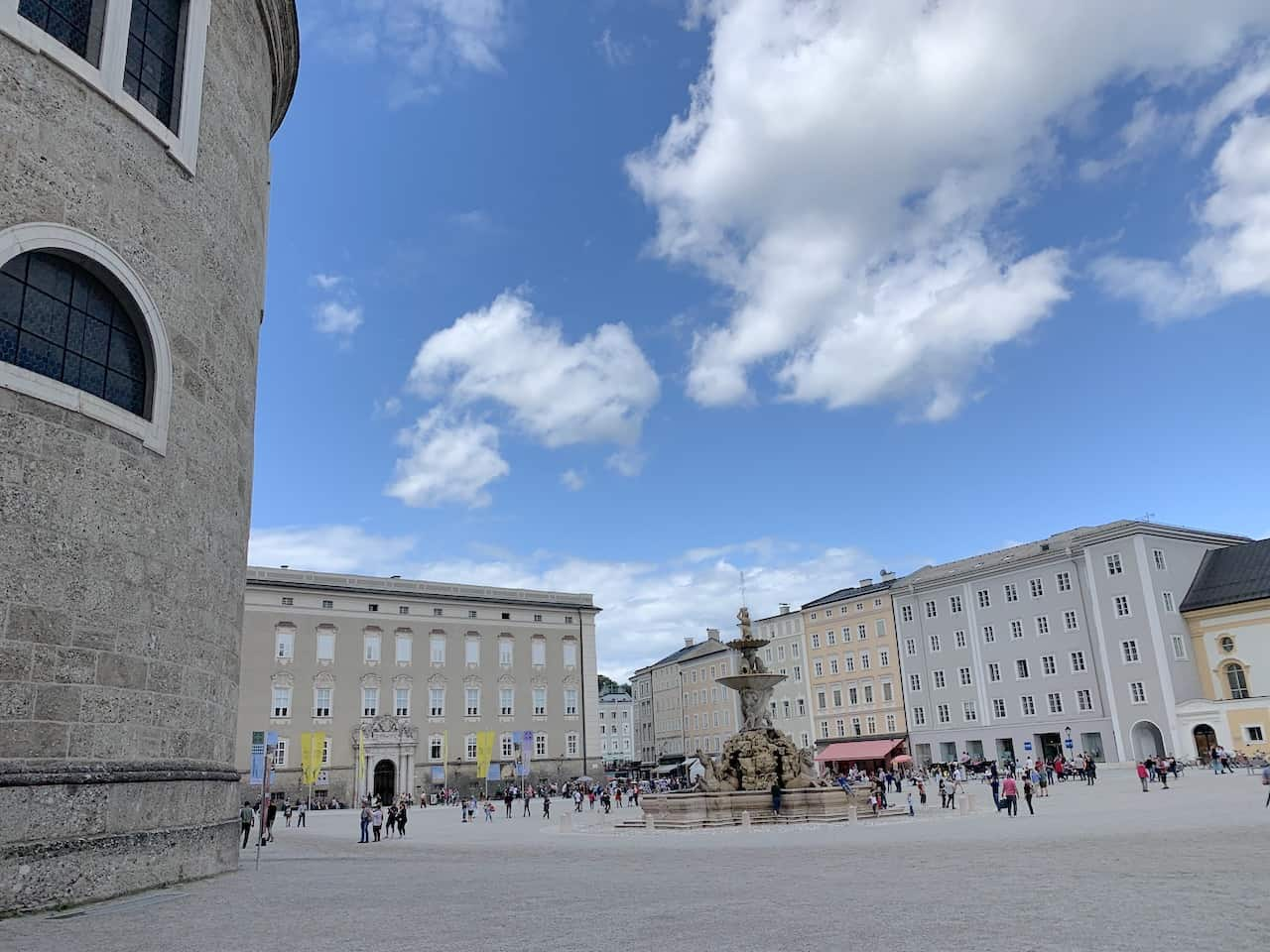 Residenzplatz Austria