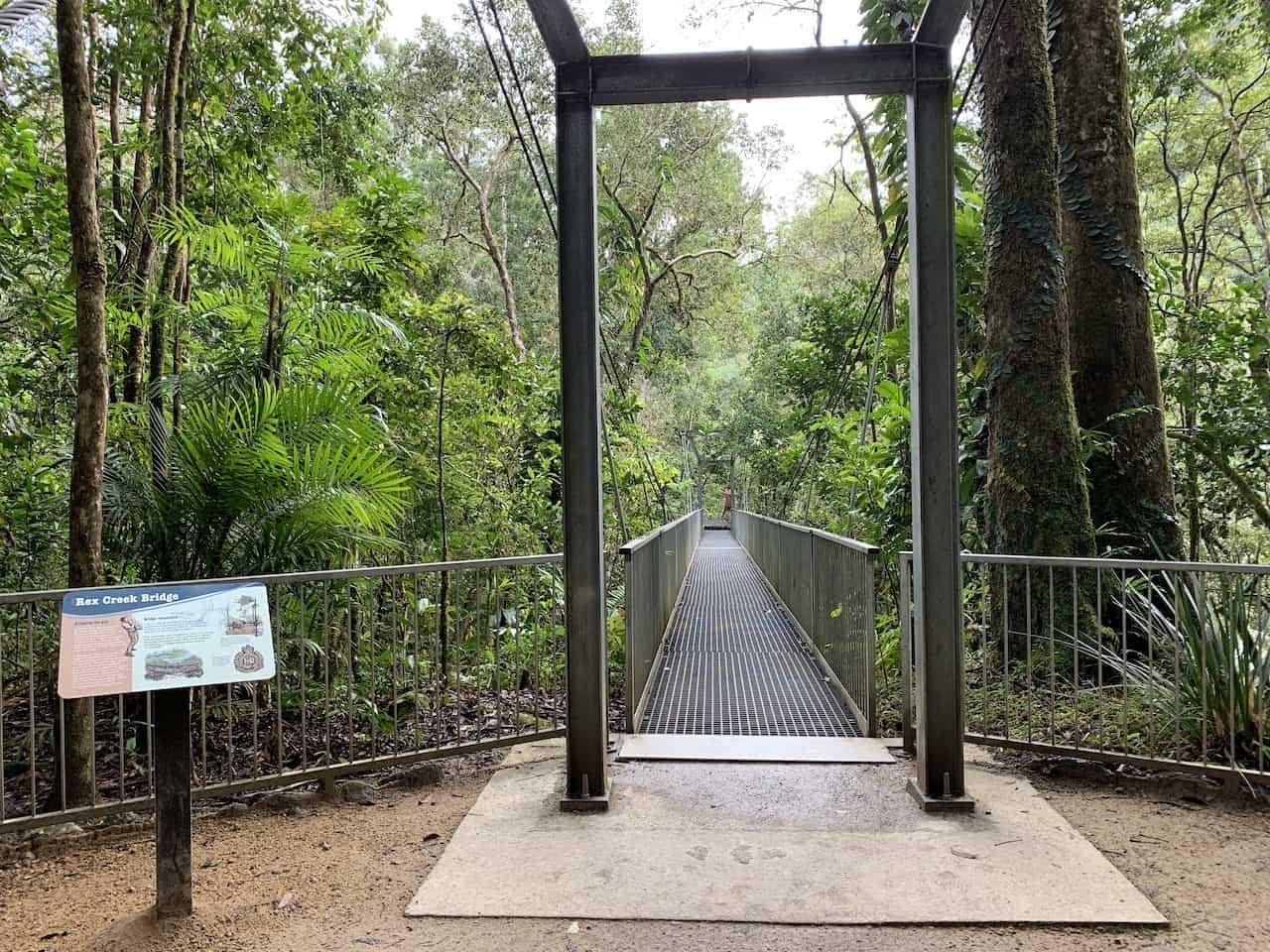 Rex Creek Bridge