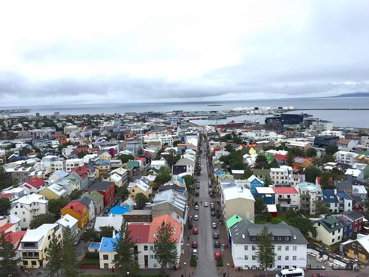 One Day in Reykjavik