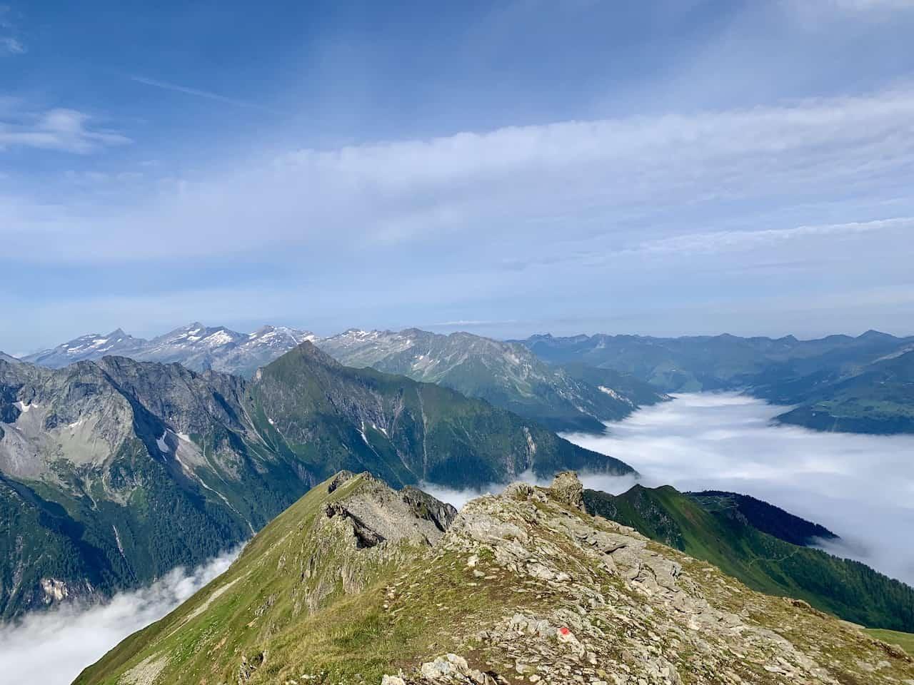 Ridge Hike Ahorn
