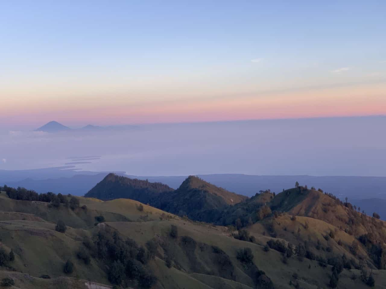 Rinjani Sunrise View Lombok